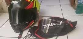 Bismillah jual Helm RVS f500