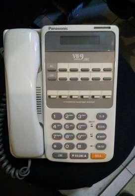 Telephone Display Master PABX Panasonic VB-9211DEX