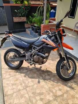 Trail Kawasaki D-Tracker 150cc 2012