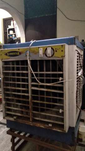 Cooler working condition