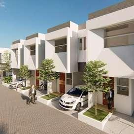 Rumah murah 2 lantai di Cinangka Depok hanya 300 jutaan