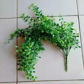 artificial daun plastik daun rambat daun juntai daun decorasi