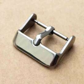Buckle Tali Jam Tangan Stainless Watch Buckle Size 18 mm