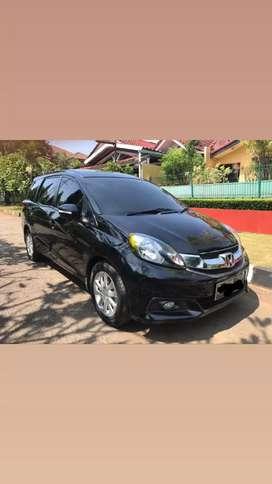 Honda Mobilio e/cvt 2014