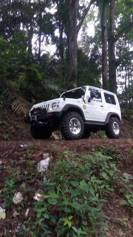 jimny 4x4 supercharger, mantap