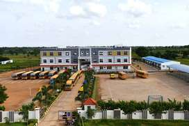 WELL DEVELOPED OPEN PLOTS IN INTEGRATED TOWNSHIP