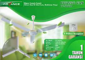 Kipas baling-baling/ ceiling fan advance 5622A