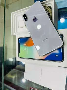 IPhone X 256GB PTA APPROVED