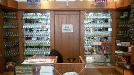 Required experience and responsible sales girl for cosmetics shop