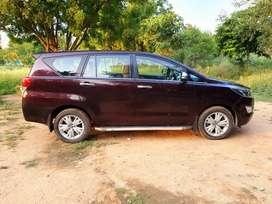 Toyota Innova Crysta 2016 Diesel Well Maintained