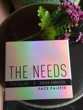 """FACE PALLETE - FOCALLURE X TASYA FARASYA  """"THE NEEDS"""""""