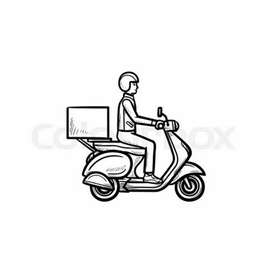 Don't have bike?Don't worry..Delivery Boys Required for Hinjewadi.