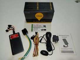 Paket hemat GPS TRACKER gt06n, cocok di motor dan mobil+server