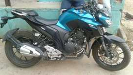 Yahama fz 250cc good condition