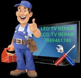 ALL COMPANIES LED, LCD TV REPAIRING AND WALLMOUNT INSTALLATION
