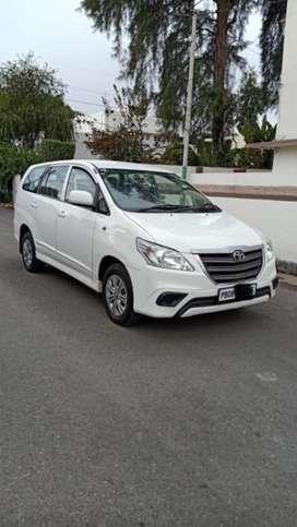 Toyota Innova 2.5 GX (Diesel) 7 Seater, 2013, Diesel