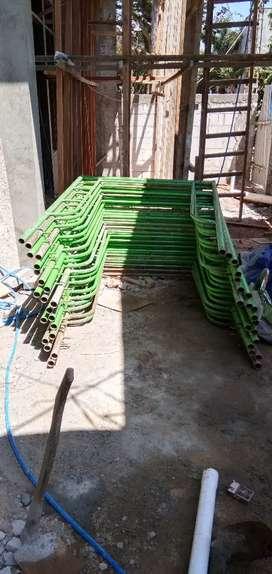 (903#)Ready stock scaffolding frame semua item steger
