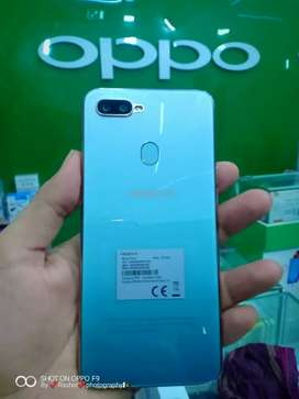 OPPO F9 used gad green