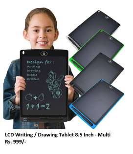 LCD Writing/Drawing Tablet 8.5 Inch - Multi