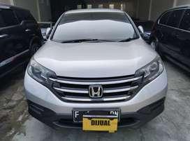 HONDA NEW CRV 2.0 MT MANUAL CKD 2000 CC BENSIN TAHUN 2013 ABU2 F NO