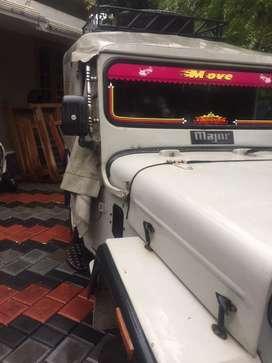 Mahindra jeep DI 4 gear