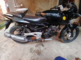 Best bike pulsar 180 full condction