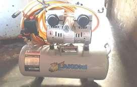 Compresor listrik lakoni kondisi baru edisi salah beli