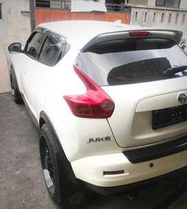 Nissan juke 2012 pemakaian pribadi