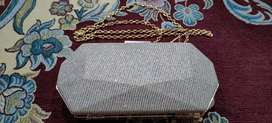 Bridel hand clutch...once used