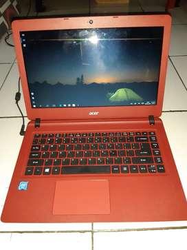 Jual Cepat Notebook Acer Aspire ES1 - 432 RAM 4gb