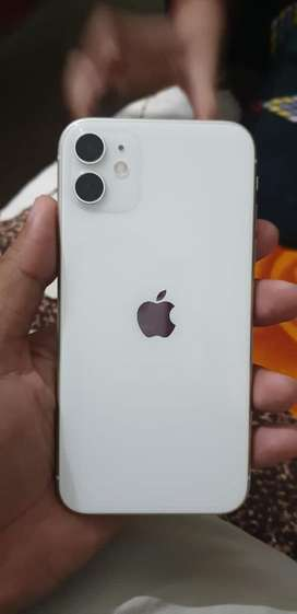 I phone 11  128gb  with 8 month warranty