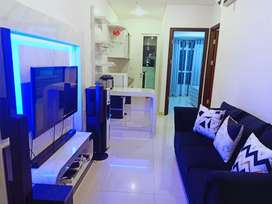 Apartemen Borneo Bay Residences Tipe 2 BR