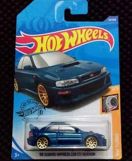 Hotwheels Subaru