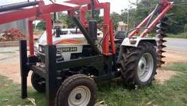 2019 Eicher 548 tractor at RS.1125000 in running condition