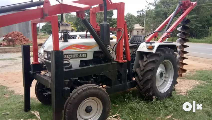2019 Eicher 548 tractor at RS.1125000 in running condition 0