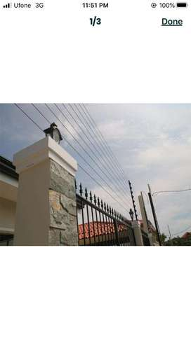 Nemtak electric fence