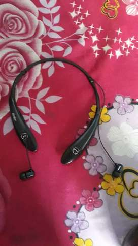 JBTEK bluetooth neck bend earphone