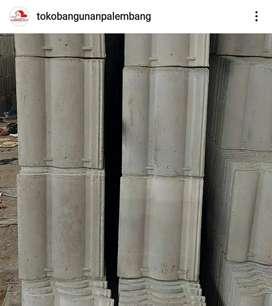 Genteng beton gelombang