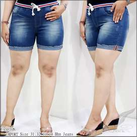 Hotpan jeans bahan strait
