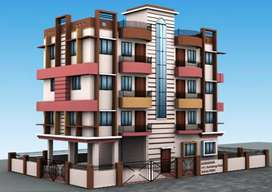 G+3 Flat at JubileePark Behala