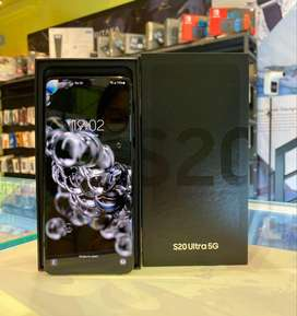 Buy Samsung Galaxy S20 Ultra With Box and all accessories Available  C