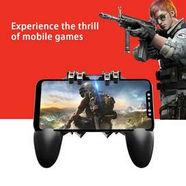 PUBG Mobile Controller Gamepad Triggers Available