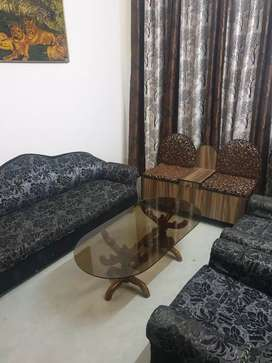 Fully furnished 3bhk newly built