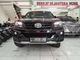 Toyota Fortuner VRZ 2.4 TRD Matic tahun 2018 Surabaya