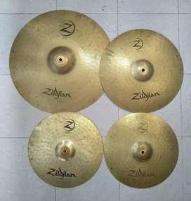 Zildjian Planet Z Cymbalset ( nickel silver )