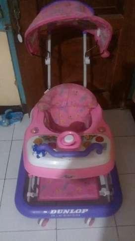 Roda anak bayi famili