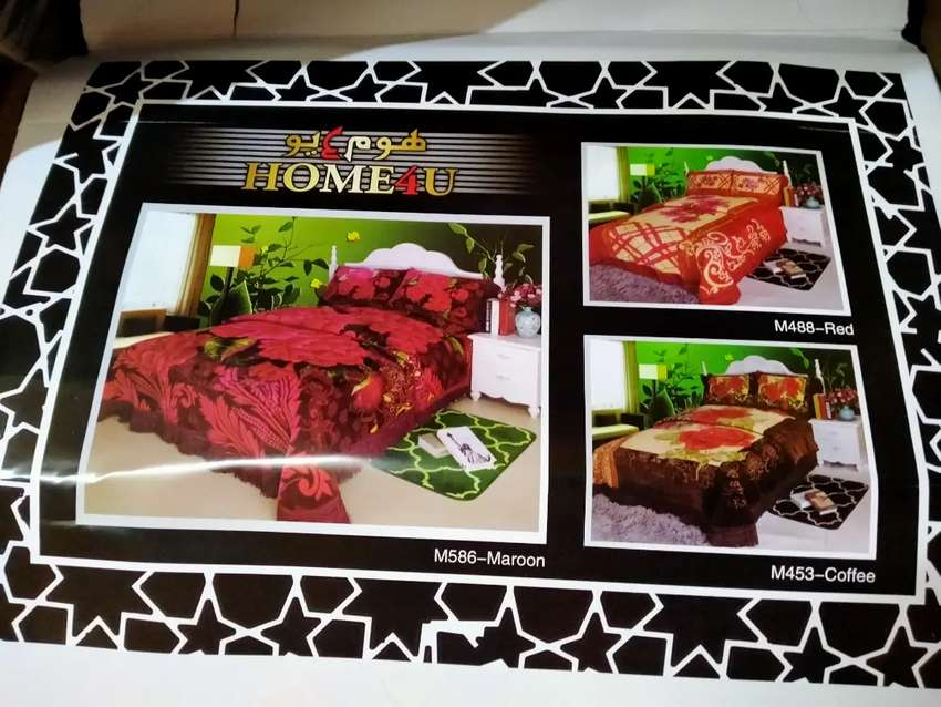 Blanket,bed sheet ,pillow cover dubai import good quality 0