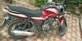 Bajaj discover 100cc (5 gears) (Good condition, Single hand) 63000km