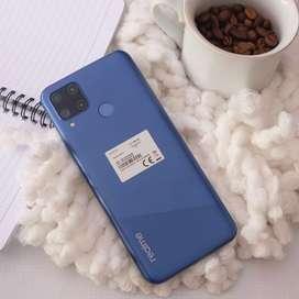 Realme c15 RAM 4/64 GB BLUE SECOND