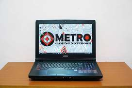 MSI GT62VR 6RE. i7 6700HQ, RAM 16gb, GTX1070 8gb, SSD. ROG, Alienware